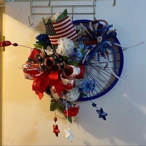 Wreath for July 4th